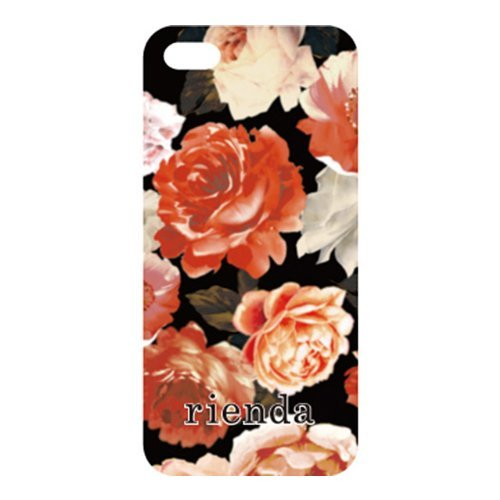 iPhone SE/5s/5 ケース rienda Case  iPhone5 Rose_0
