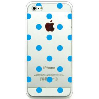 iPhone5 CLEAR DESIGN 109 液晶保護スクリーン付き