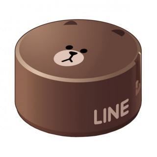 LINE TOWN オートミーS ブラウン