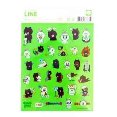 LINE シールA