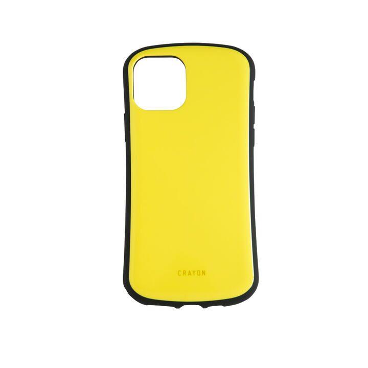 iPhone 11 Pro ケース キズ修復防指紋 衝撃吸収ハイブリッドケース イエロー iPhone 11 Pro【1月下旬】_0