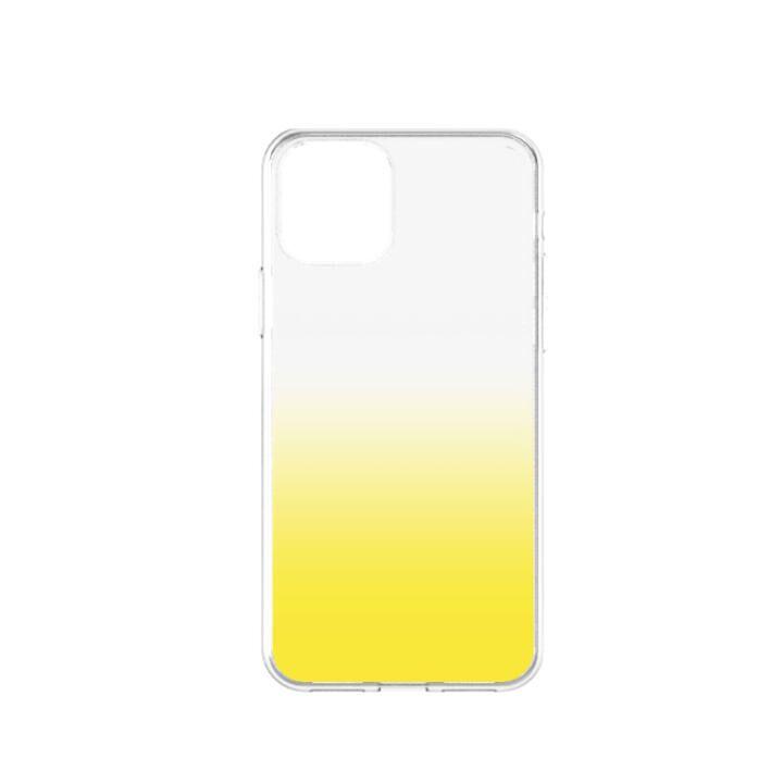 iPhone 11 Pro ケース GLASSICA 背面ガラスケース クリアイエロー iPhone 11 Pro【2月上旬】_0