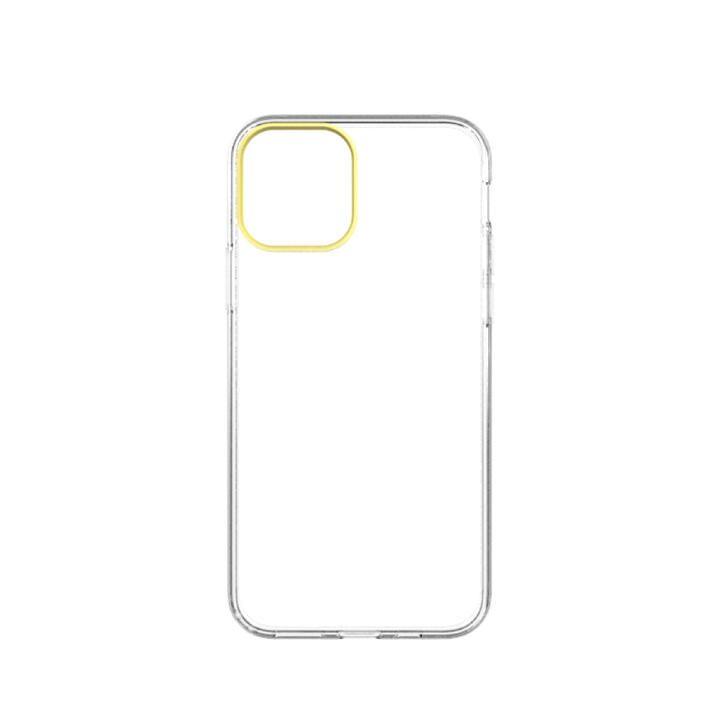 iPhone 11 ケース Turtle 耐傷防指紋ハイブリッドケース イエロー iPhone 11_0
