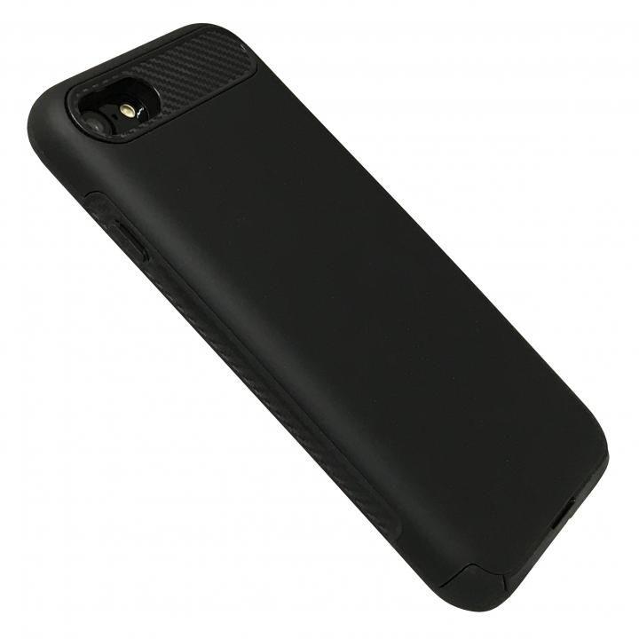 【iPhone8/7ケース】Slot-in ブラック iPhone 8/7_0