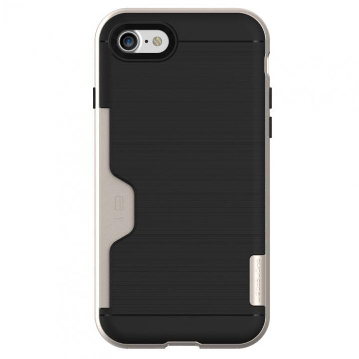 【iPhone8/7ケース】Golf LINE シャンパンゴールド iPhone 8/7_0
