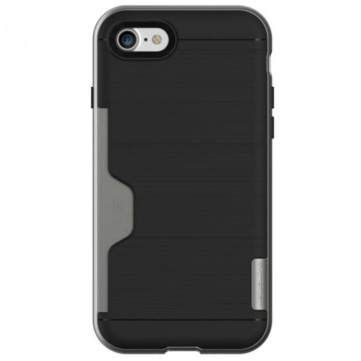 【iPhone8/7ケース】Golf LINE ダークシルバー iPhone 8/7_0