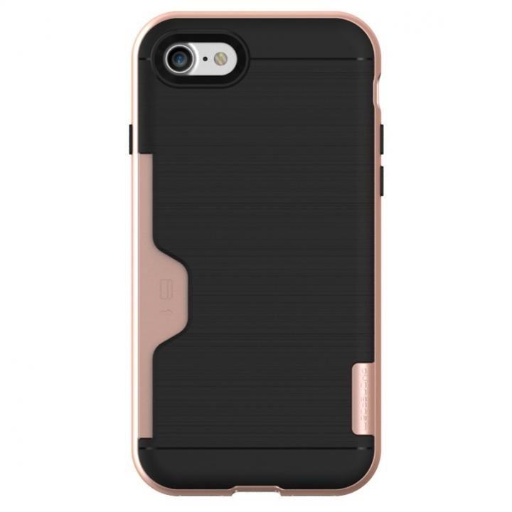 【iPhone8/7ケース】Golf LINE ローズゴールド iPhone 8/7_0