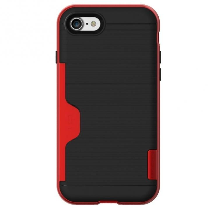 iPhone8/7 ケース Golf LINE ローズレッド iPhone 8/7_0