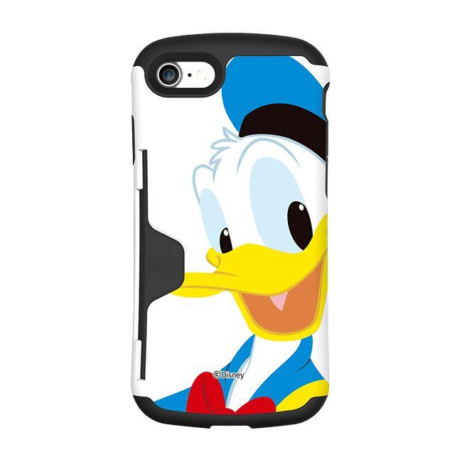 【iPhone8/7ケース】Golf Original Disney ドナルドダック iPhone 8/7_0