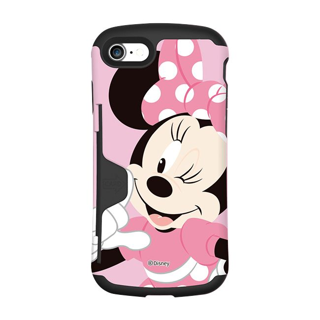 【iPhone8/7ケース】Golf Original Disney ミニーマウス iPhone 8/7【12月下旬】_0