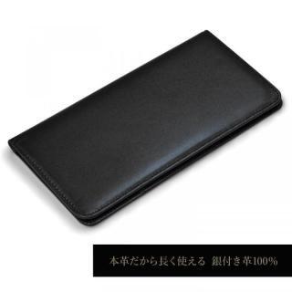 【iPhone7 ケース】お札が入るマルチケース Simoni ブラック iPhone 8/7