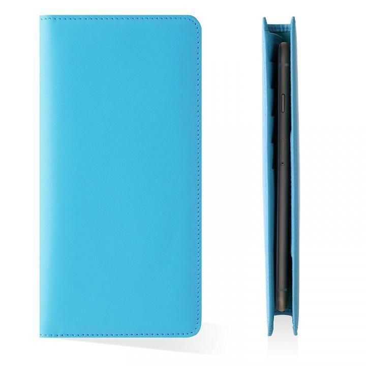 【iPhone8 Plus/7 Plusケース】お札が入るマルチケース Simoni ブルー iPhone 8 Plus/7 Plus_0