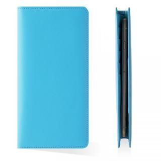 お札が入るマルチケース Simoni ブルー iPhone 8 Plus/7 Plus