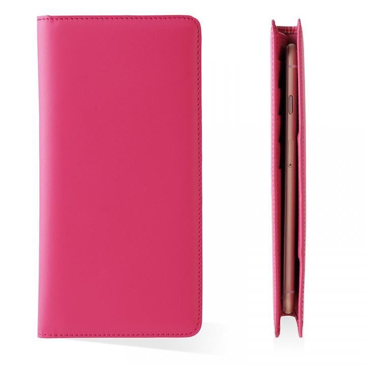 iPhone8 Plus/7 Plus ケース お札が入るマルチケース Simoni ピンク iPhone 8 Plus/7 Plus_0