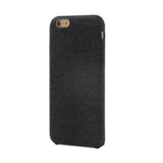 【iPhone6sケース】ファブリックハードケース SLIM SHELL Fabric デニム柄 iPhone 6s/6_1