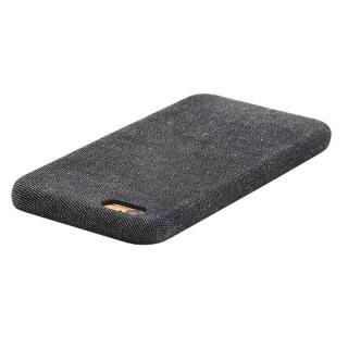 【iPhone6sケース】ファブリックハードケース SLIM SHELL Fabric デニム柄 iPhone 6s/6_3
