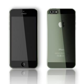 Zero 5(0.5mm)UltraThin グレイ iPhone 5ケース