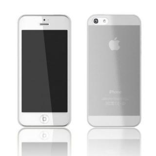 Zero 5(0.5mm)UltraThin マットクリア iPhone 5ケース