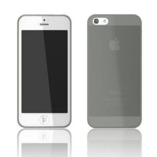 Zero 5(0.5mm)UltraThin マットグレイ iPhone 5ケース