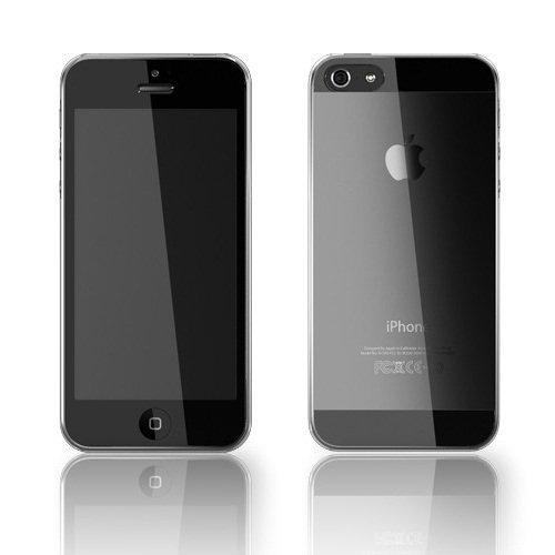iPhone SE/5s/5 ケース Zero 5(0.5mm)UltraThin クリア iPhone 5ケース_0