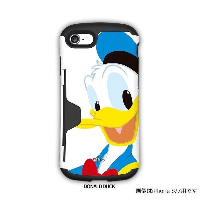 【iPhone Xケース】Golf Original Disney ドナルドダック iPhone X_0