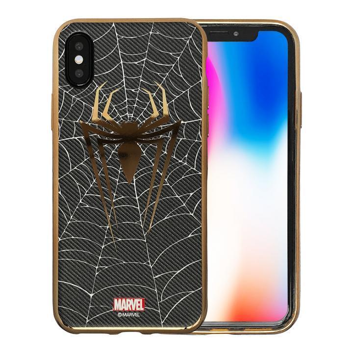 iPhone X/7 ケース MARVEL Design ソフトTPUケース スパイダーマン iPhone X_0