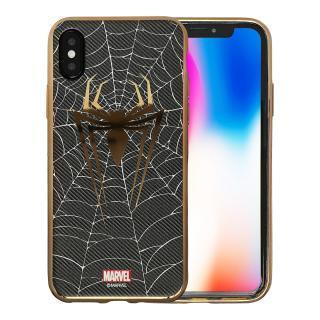 MARVEL Design ソフトTPUケース スパイダーマン iPhone X