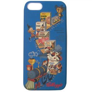【iPhone SE/5s/5ケース】ケロッグ iPhone5対応(トレイン)