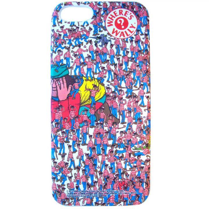 【iPhone SE/5s/5ケース】ウォーリーを探せ! iPhone5対応(ジャイアント)_0
