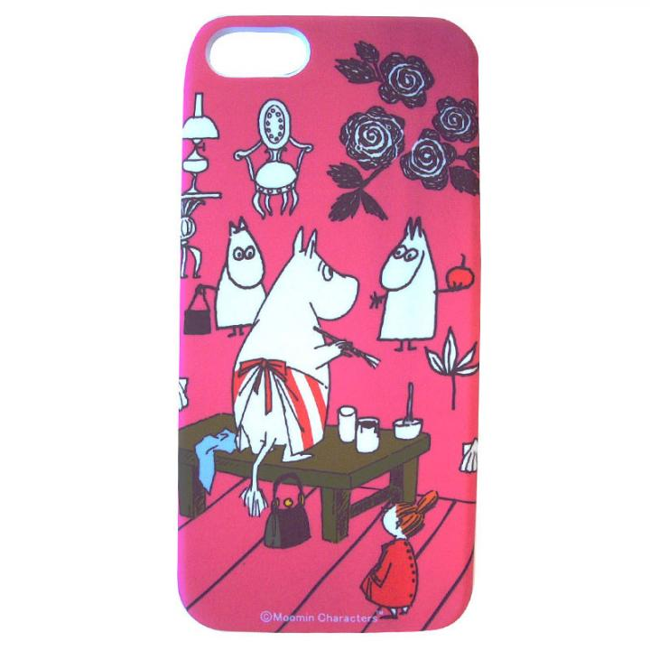 iPhone SE/5s/5 ケース ムーミン iPhone5s/5(ラクガキ)_0