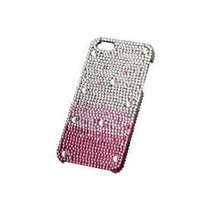 iPhone SE/5s/5 ケース kirake グラデピンクB  iPhone5_0