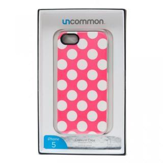 BELEX UNCOMMON  Bright Pink Porka Dot iPhone 5ケース