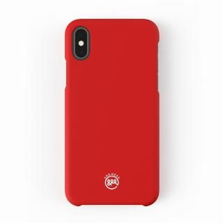 AndMesh Basic Case レッド iPhone X【12月下旬】
