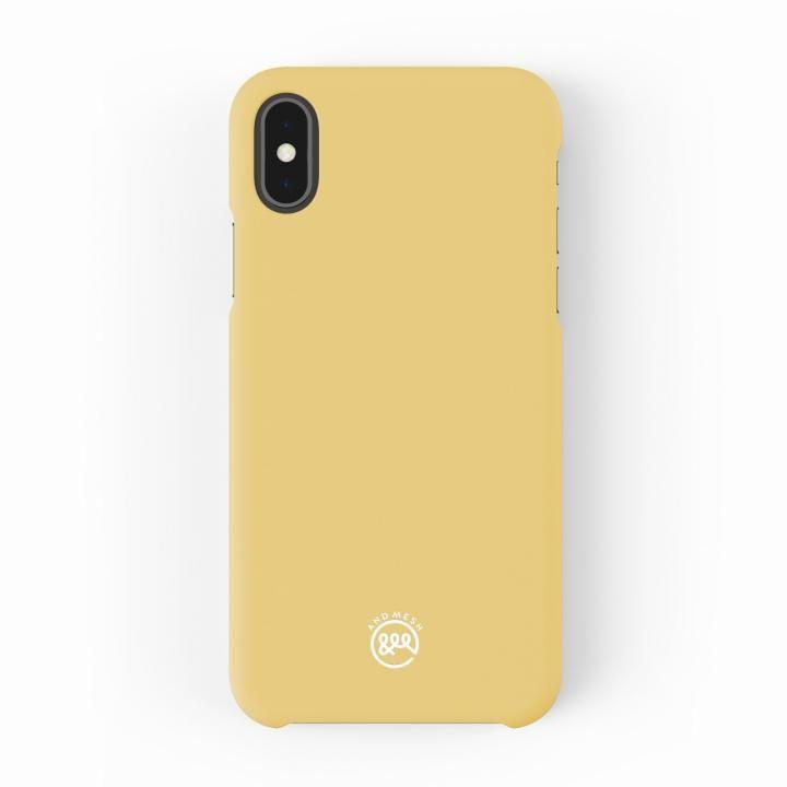 AndMesh Basic Case ポーラン iPhone X【12月下旬】
