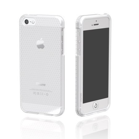 【iPhone SE/5s/5ケース】Web Case Ice Ver.  iPhone SE/5s/5 Clear/クリア_0