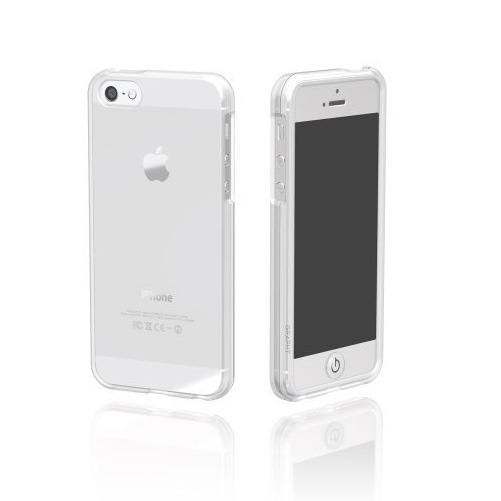 【iPhone SE/5s/5ケース】Ice Case  iPhone SE/5s/5 Clear/クリア_0