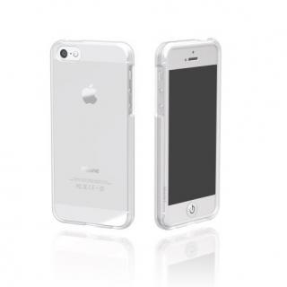 【50%OFF】【在庫限り】Ice Case for iPhone 5s/5 Clear/クリア