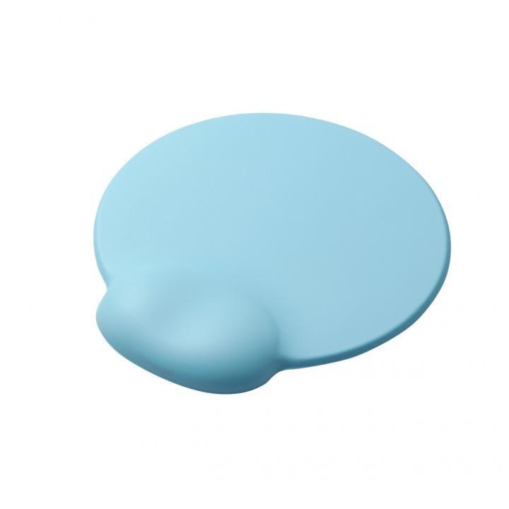 dimp gel リストレスト付きマウスパッド ブルー_0