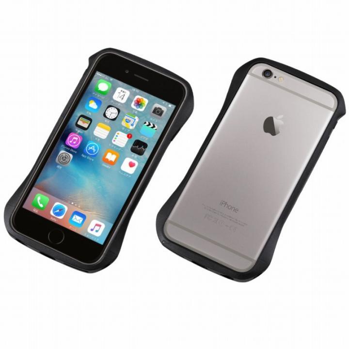 iPhone6s/6 ケース CLEAVE アルミニウムバンパー グラファイト iPhone 6s/6_0