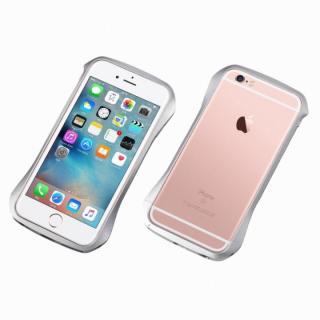 [2018新生活応援特価]CLEAVE アルミニウムバンパー シルバー iPhone 6s/6