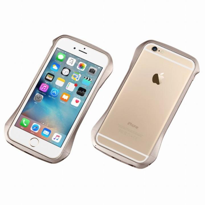 CLEAVE アルミニウムバンパー ゴールド iPhone 6s/6