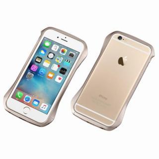 [2018新生活応援特価]CLEAVE アルミニウムバンパー ゴールド iPhone 6s/6