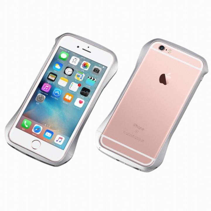 iPhone6s Plus/6 Plus ケース CLEAVE アルミニウムバンパー シルバー iPhone 6s Plus/6 Plus_0