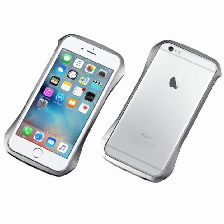 【iPhone6s Plus/6 Plusケース】CLEAVE アルミニウムバンパー グラファイト iPhone 6s Plus/6 Plus_0
