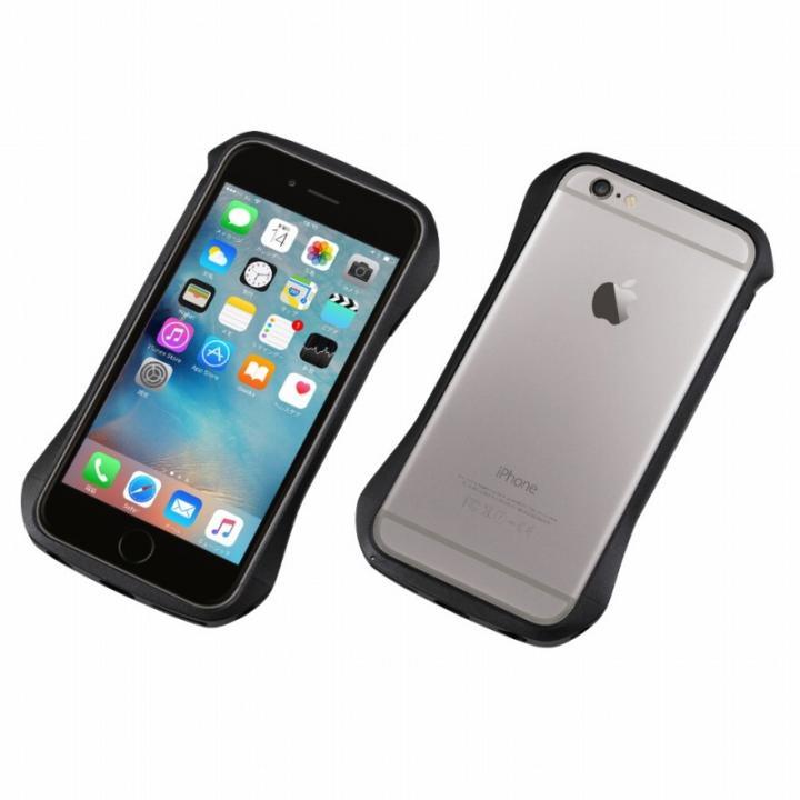 CLEAVE アルミニウムバンパー ブラック iPhone 6s Plus/6 Plus