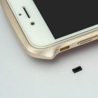 【iPhone6s/6ケース】CLEAVE アルミニウムバンパー シルバー iPhone 6s/6_2
