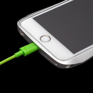 【iPhone6s/6ケース】CLEAVE アルミニウムバンパー シルバー iPhone 6s/6_4