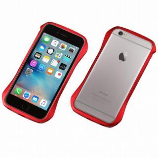 iPhone6s Plus/6 Plus ケース CLEAVE アルミニウムバンパー レッド iPhone 6s Plus/6 Plus