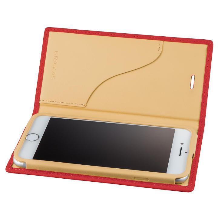 iPhone8 Plus/7 Plus ケース GRAMAS シュランケンカーフ 手帳型レザーケース ピンク iPhone 8 Plus/7 Plus_0