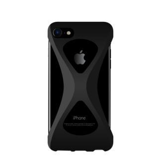 【iPhone8/7ケース】Palmo 落下防止シリコンケース ブラック iPhone 8/7_1
